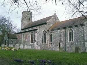 Church-Grounds